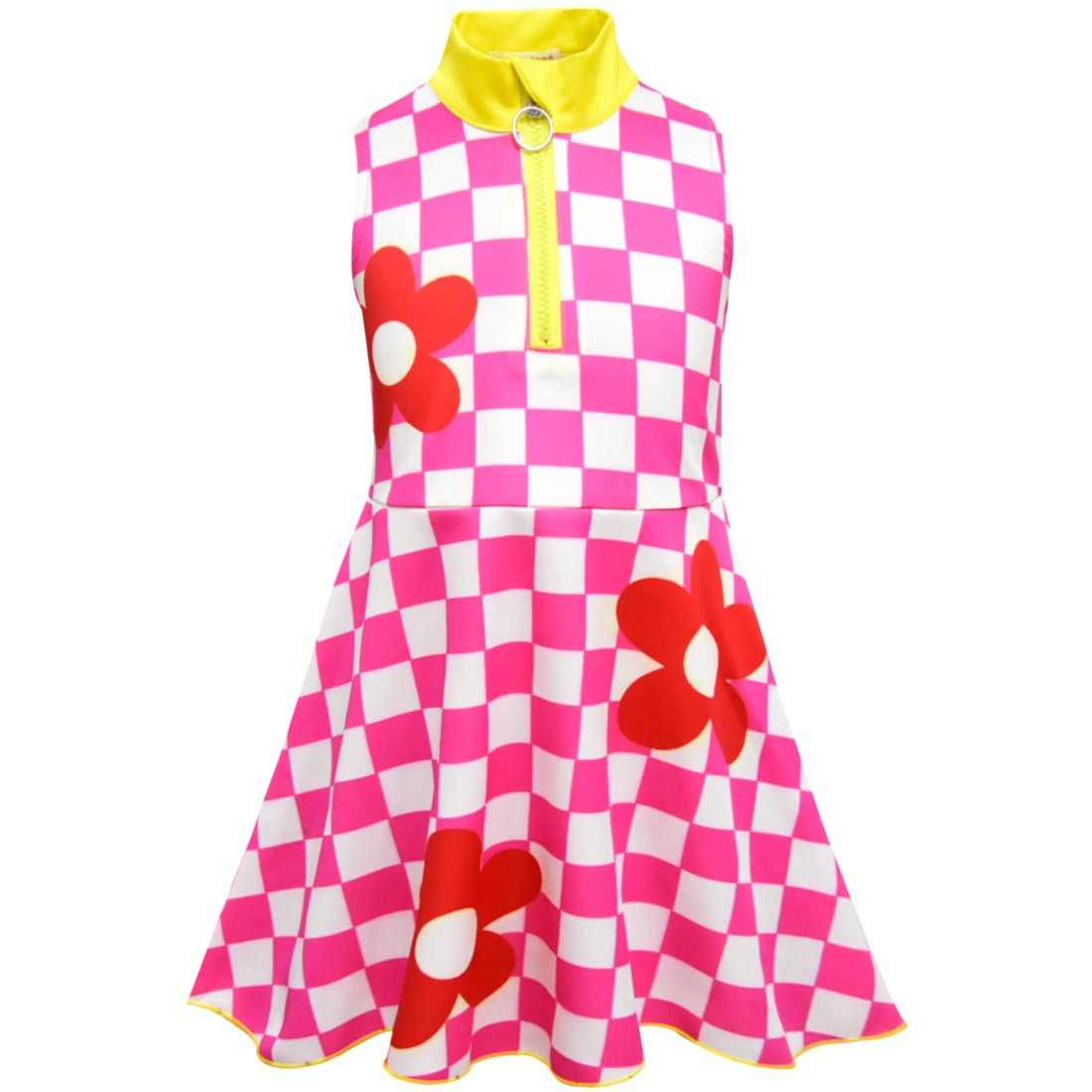 2b653ec927b ... 2019 Hot Sale Girls Summer Lol Dress Fancy Cute Princess Birthday Party  Dress Kids Cartoon Carnival ...