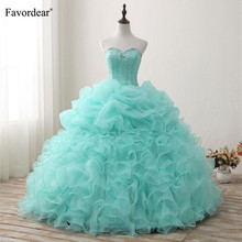 Favordear Ball Gown Quinceanera Dresses Sweet 16 Dress