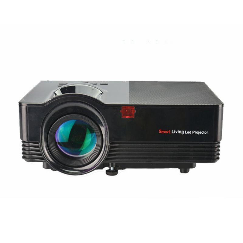 3D Home Cinema Theater Video LED Projector 3500 lumens HD 1080P MP3 Audio TV AV (US Plug)-in Projector Accessories from Consumer Electronics    2