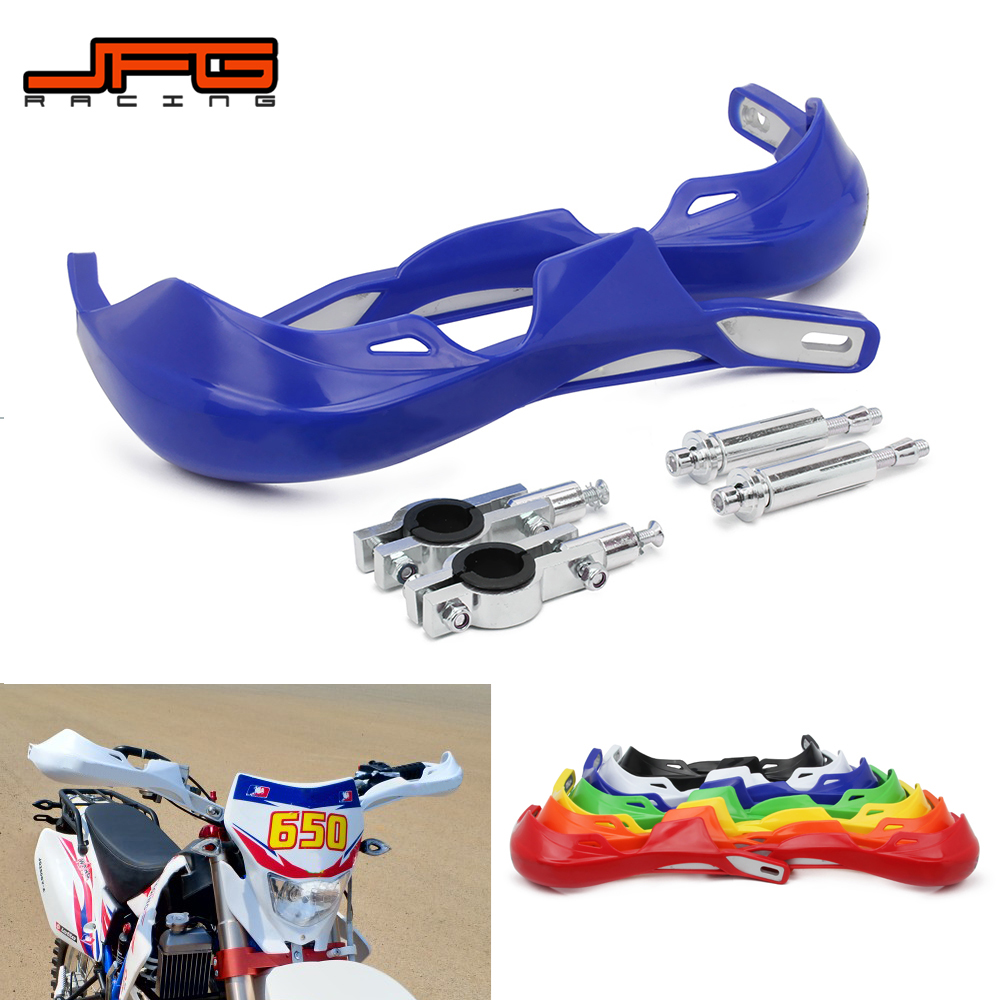 Handlebar Hand Guards Handguard Protector Protection 22 28mm For YAMAHA YZ YZF WR WRF TTR 125 250 400 450 426 YZ250F WR450F image