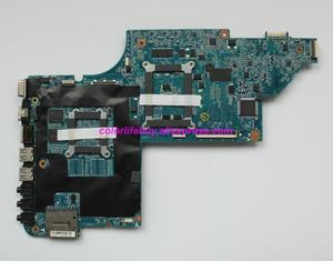Image 2 - Genuine 665346 001 HM65 w HD6490/1G Scheda Grafica Scheda Madre Del Computer Portatile Mainboard per HP Pavilion DV6 DV6 6000 Serie noteBook PC