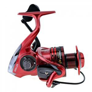 Image 4 - Спиннинговая катушка серии Yumoshi 7000 13 + 1 шарикоподшипники спиннинговая катушка супер сильная Рыболовная катушка 4,7: 1 спиннинговая катушка для рыбалки