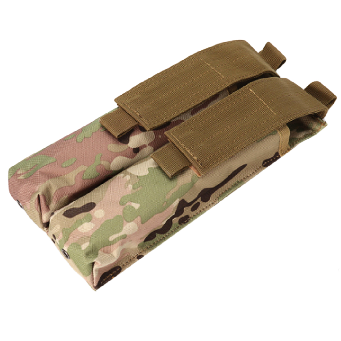 Molle Magazine Pouch  For P90 Magazine And Worker Short Darts Magazine - Camouflage