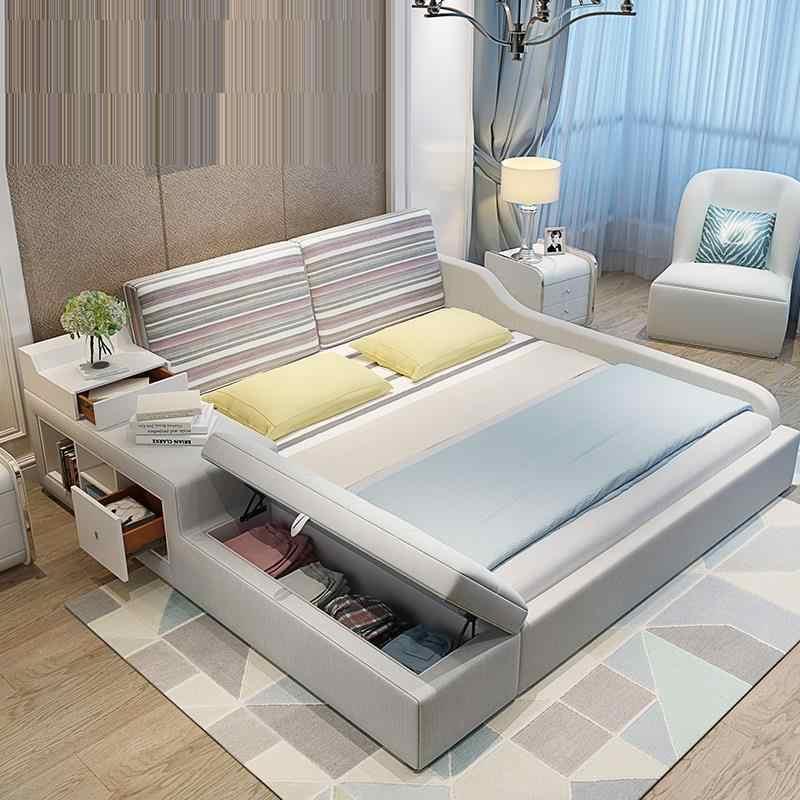 Meble Mobili Infantil Quarto Totoro Letto Yatak Frame Room Dormitorio Meuble De Maison Mueble Cama Moderna bedroom Furniture Bed