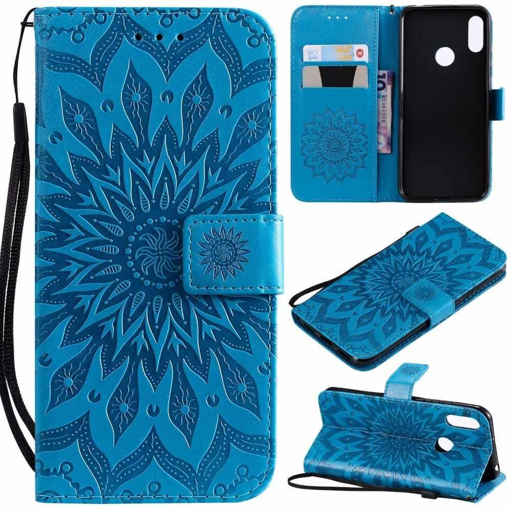 В стиле ретро из искусственной кожи бумажник телефон чехол для Huawei P10 P20 Pro P30 Lite P Smart 2019 P8 P9 Lite 2017 Коврики 10 20 Lite флип-кейс, чехол