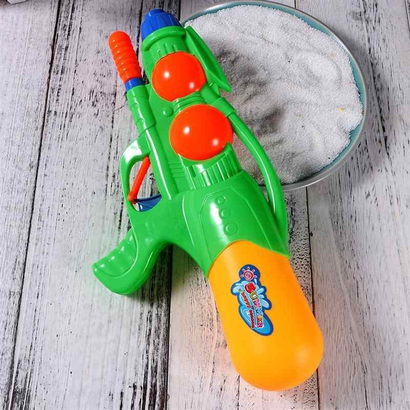 الأطفال المياه الناسف المياه مطلق النار لعبة الصيف السباحة بركة لعبة شاطئ الرمال المياه اطلاق النار لعبة (الأخضر)