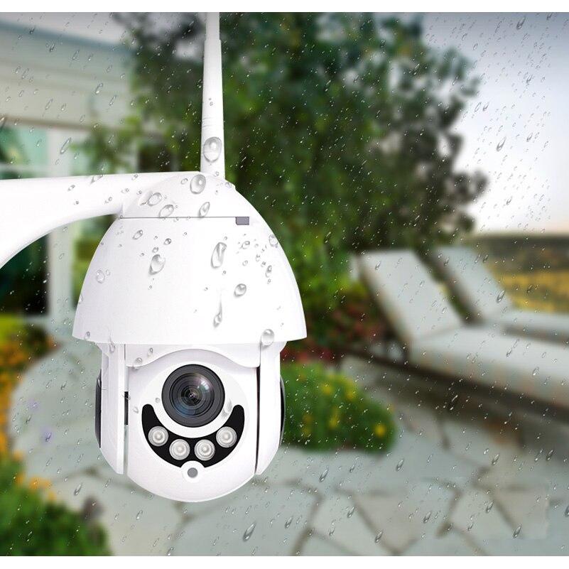 GZDL caméra IP étanche extérieure HD 1080 P enregistreur vidéo Vision nocturne moniteur à domicile DVR9388 - 2