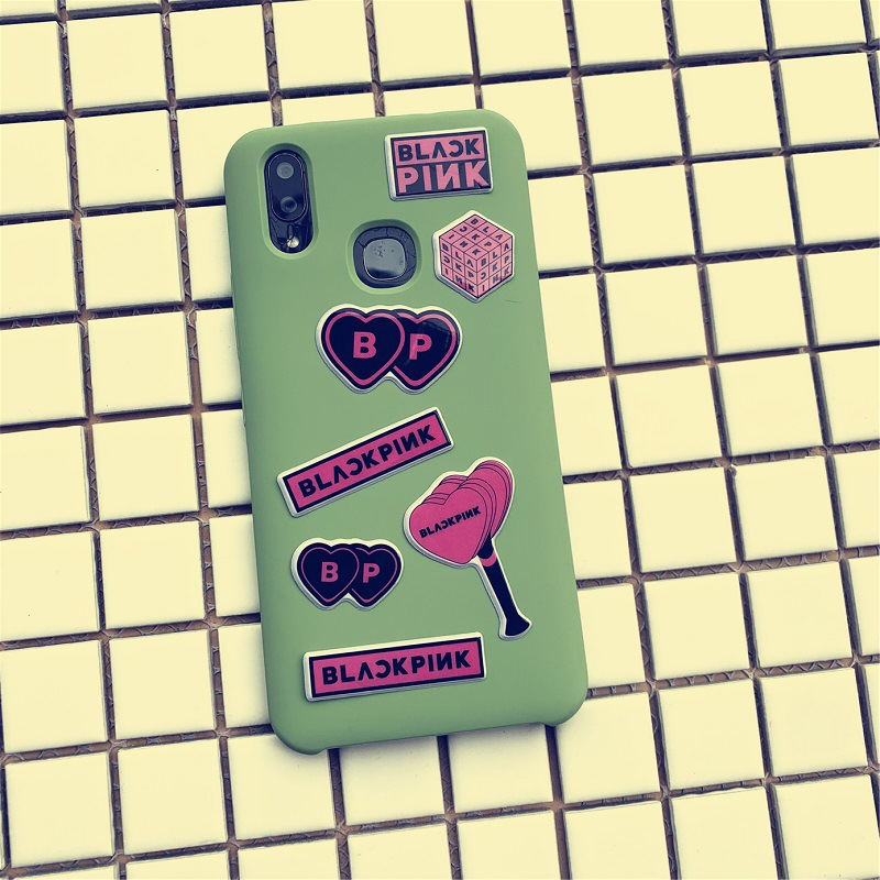 Official Website Bangtan Sticker Phone Idol Blackpink Twice Izone Seventeen Got7 For Journal Lightstick 5 Sheets/lot Bright In Colour Classic Toys