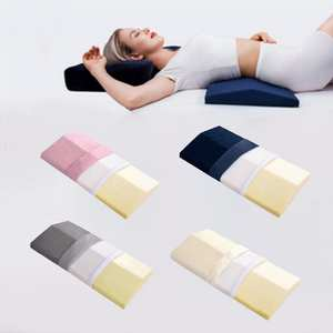 Memory Sleep Pregnant Woman Leg Pillows Cotton Back Cushion