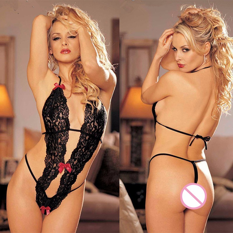 Sexy Lingerie  Women Erotic Baby Dolls Dress Women Teddy Lenceria Sexy Mujer Sexi Babydoll Underwear Sexy Costumes