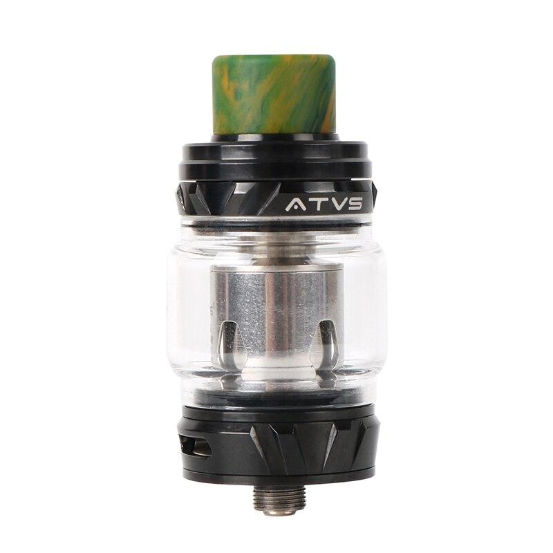 ATVS SR11 Subohm Tank 5ml/7ml Capacity 25mm Diameter 0.15ohm Mesh Coils Universal For TFV12 Prince E Cigarette Vape Atomizer 510