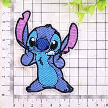 Cartoon animal Embroidered Applique Sewing Iron On Badge Clothes Garment Apparel Accessories DIY clothes