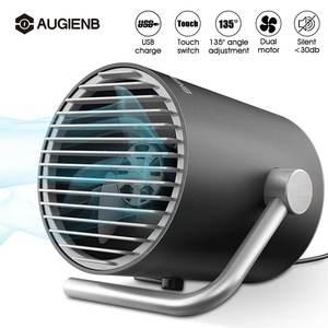 AUGIENB Portable USB Desk Fan