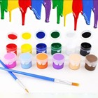 12 Colors Watercolor...