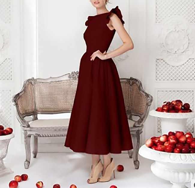 CHICEVER винтажное платье для женщин без рукавов лоскутное кружева Высокая талия плюс размер женские вечерние платья женские 2019 Новинка