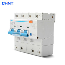CHNT DZ158LE 3P+N 100A High - Power Home With Leakage Circuit Breaker Air Switch Free Shipping