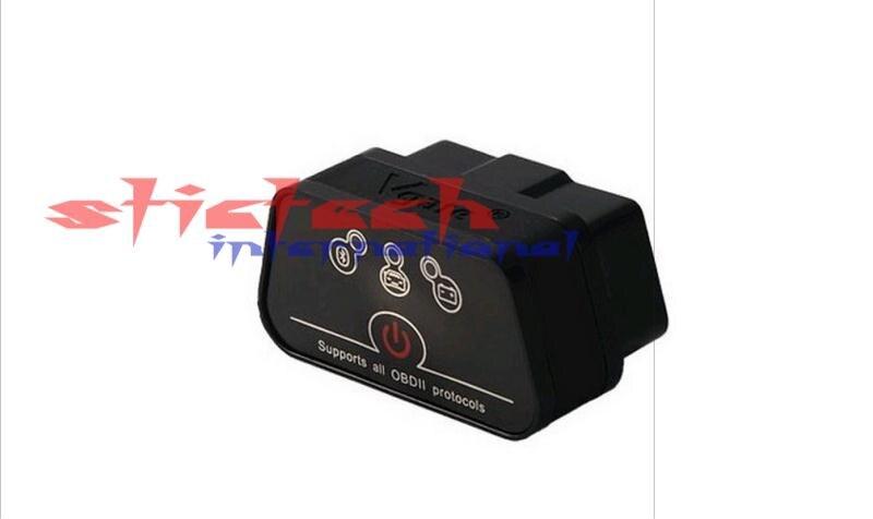 DHL или FedEx 50 шт. WiFi iCar 2 OBDII ELM327 iCar2 wifi Vgate OBD диагностический интерфейс для IOS iPhone iPad Android