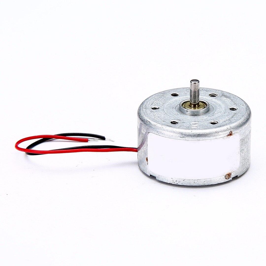 Elektrische Ausrüstungen & Supplies Micro 300 Solar Power Motor Dc3v 4,5 V 5 V Miniatur Permanent Magnet Kleine Dc Motor Für Hobby Spielzeug Modell Teile Zubehör Herausragende Eigenschaften Heimwerker