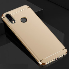 Luxury Hard Phone Back Coque Cover Case For Huawei Y7 Y9 P Smart 2019 P30 P20 Pro Lite Nova 4 3i 3 P Smart Plus Honor V20 8X 7A(China)