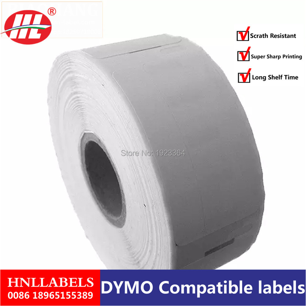 100X Rolls Dymo Compatible Labels 11355 Multi Purpose Labels 51 X 19mm 500 Labels Per Roll Sticker Thermal Paper