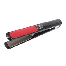 New Hot Lcd Display Straightening Irons Styling Tools Professional Hair Straightener Eu Plug цена и фото