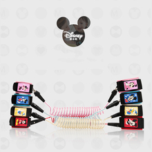 Disney Wrist Leash Baby Safety Walking Harness Anti Lost Adjustable Traction Rope Reminder Toddler Wristband Walk Assistant Belt