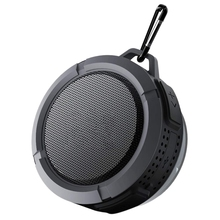 Hands-Free Shower Speaker, Bluetooth Speaker, Waterproof Speaker, Wireless Speaker With 5W Driver Suction Cup