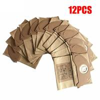 12Pcs/Set Vacuum Cleaner Bags For Karcher MV2 WD2.000 WD2.399 A2000 A2099 A2054 Vacuum Cleaner Home Appliance Parts Kit New