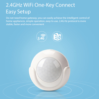 WIFI PIR Motion Sensor Detector Smart Home Automation Alarm System Alarm Accessories