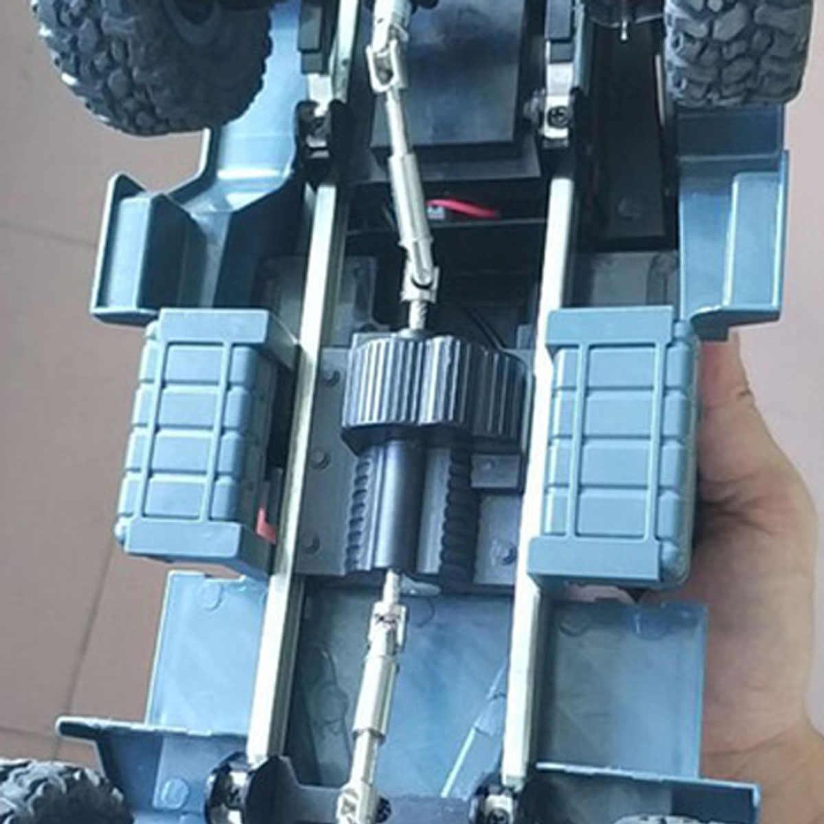 1 paar 1/16 Militaire Truck RC Crawler Upgrade Metalen Rijden As Afstandsbediening Speelgoed As Lager Vervanging Voor WPL C24 b36