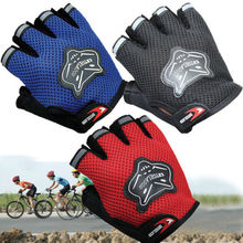 Half-Finger-Gloves Bicycle Kids Pudcoco Bike Sport 7-16Y Adults Hot 4colors