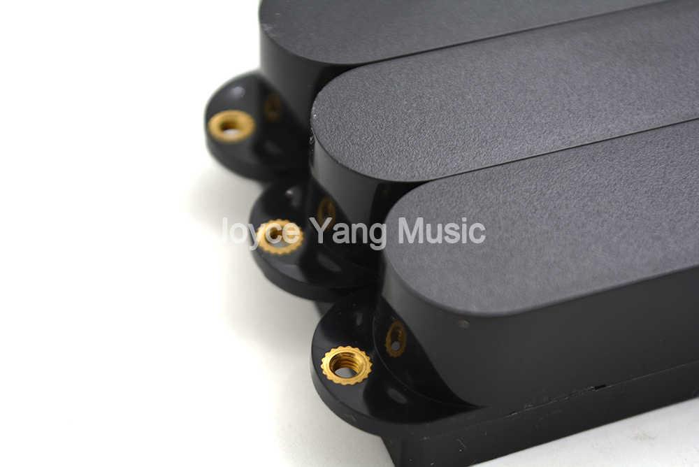 Niko nenhum buraco ativo fechado única bobina pick up cobre para fd st estilo guitarra elétrica frete grátis por atacado