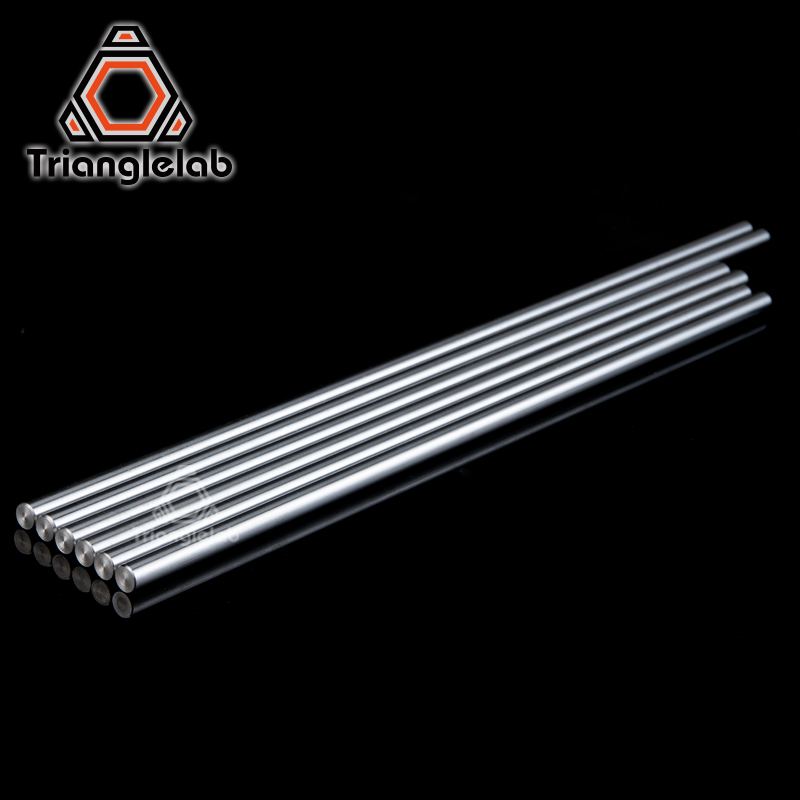 TriangleLAB  Smooth Rods&textile Sleeves For  Prusa I3 MK3 MK2/2.5 3D Printer