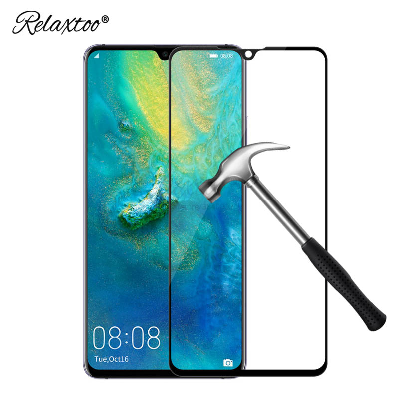 Tempered Glass For Huawei Mate 20 X Lite Screen Protector For Huawei Huawey Mate20 Lite Mate 20x Protective Film Protection Glas