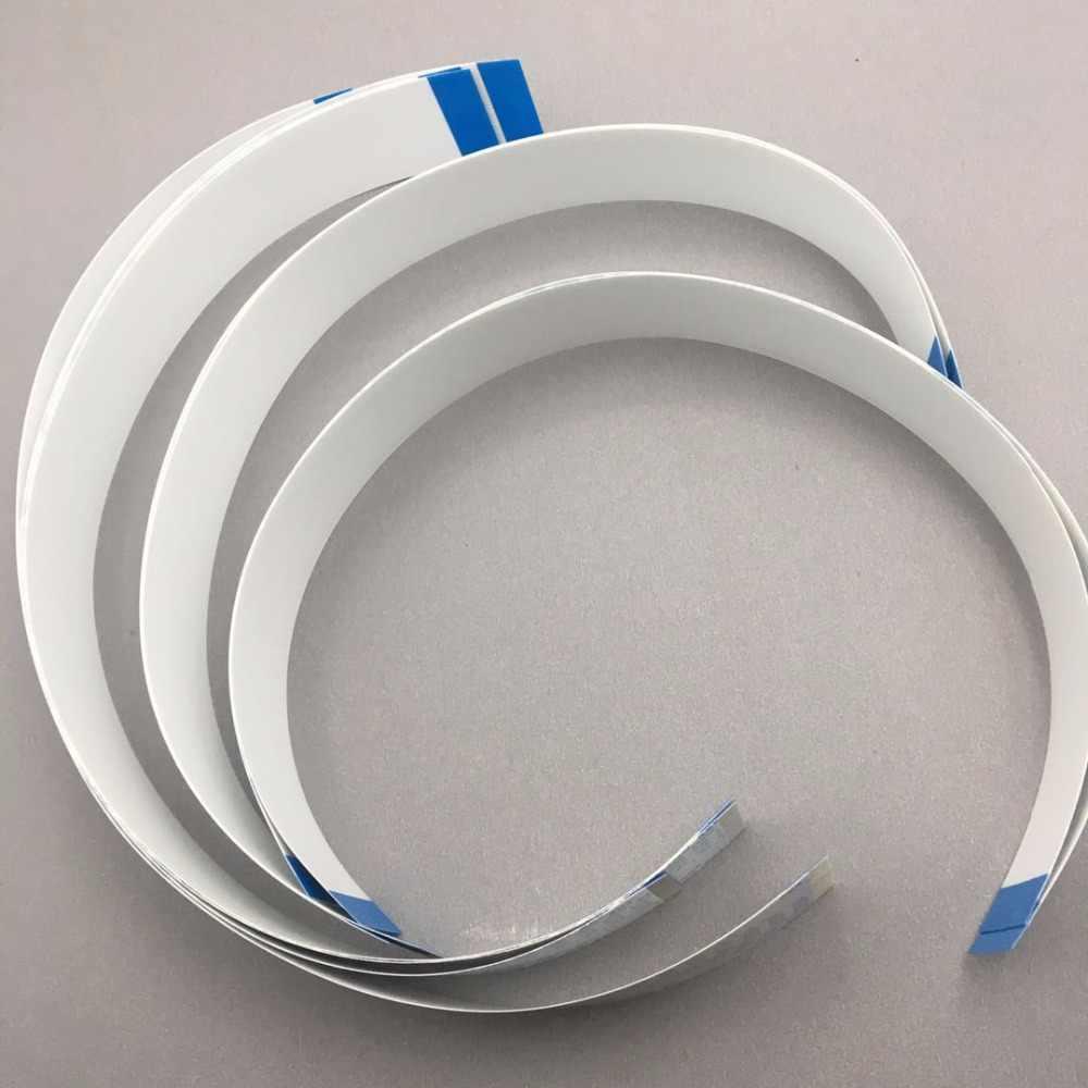 10 Pcs untuk Epson DX5 Kabel Print Head FFC Flat Kabel Data untuk Skycolor Allwin Xuli Aifa Witcolor Desain Manusia plotter 31 P 31 Pin