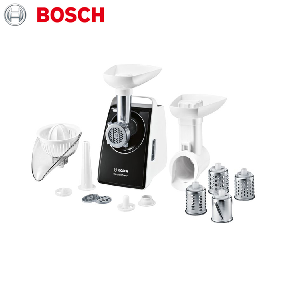Meat Grinders Bosch MFW3850B home kitchen appliances electric chopper цена и фото