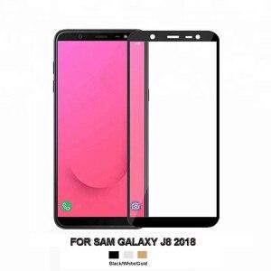 Image 2 - Защитное стекло для Samsung Galaxy J8 2018, закаленное стекло для Samsung J8 2018, J6 Plus, J6 Plus SM J810, защитная жесткая пленка для экрана