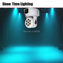 Good quality Mini disco light Led color moving head light wash effect for stage DJ Bar Club Disco Home entertain Wash background