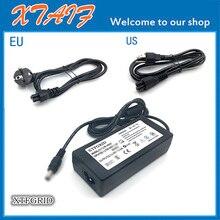 Адаптер питания 12 В, 3 А, 2 А, AC/DC, зарядное устройство для LG W1943S E1948S LCAP07F E2260, 12024, G, ЖК монитор, 6,5 мм, с штифтом внутри