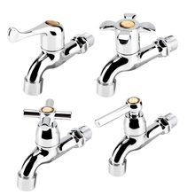 Washing Machine Faucet Sink Basin Water Tap Kitchen Bathroom Water Heater Tap with Single Spout & Handle drop shipping(China)