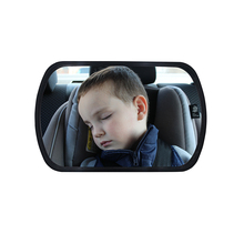 Зеркало для детского автомобиля для детей младенческой детская безопасность мониторы интимные Аксессуары Регулируемый заднее сиденье автомобиля заднего вида