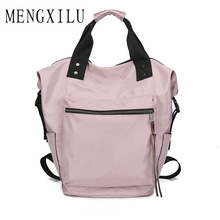 New Fashion 2019 Backpack Women School Bags for Teenagers Trend Backpack Female Nylon Travel Bags Girls Backpack Bolsa Feminina