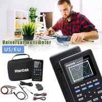 3in1 2D72 Digital Oscilloscope+Waveform Generator+Multimeter Portable USB 2 Channels 40mhz 70mhz LCD Display Test Meter Tools