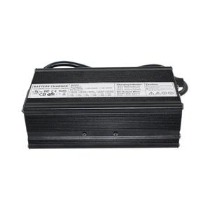 58,8 V 10A smart ladegerät Ausgang 58,8 V 10A ladegerät 110/220 V Verwendet für 14 S 52 V lithium-batterie pack