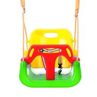 Infant to Toddler to Kid to Juvenile Swing Seat 3 in 1 Swing Set Suitable for Indoors and Outdoors New Bright Colors Environment