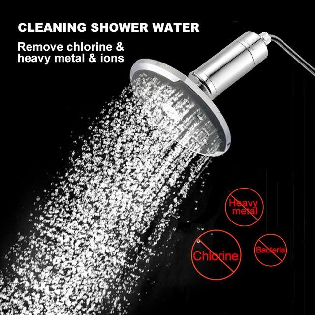 New Shower Water Filter Household bathing water purifier filter dechlorination skin bathing  Shower filtration Soft Water 1