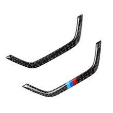 Für BMW X3 X4 F25 F26 2011 2012 2013 2014 2015 2016 2017 Carbon Faser Auto Tür Schüssel Armlehne Panel lagerung Box Rahmen Abdeckung