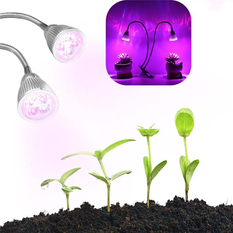 Полный спектр Крытый Vegs гидропонная система завод сад Гидропоника гидро Цветочная теплица растут свет завод лампа для растений