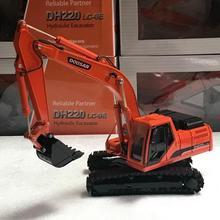 1/40 DOOSAN DH220LC-9E гидравлический экскаватор с металлический Трак литья под давлением модель игрушки