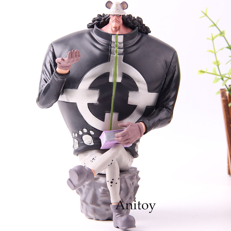 Creator X Creator One Piece Bartholemew Kuma Figure Action PVC Collection Model Toys